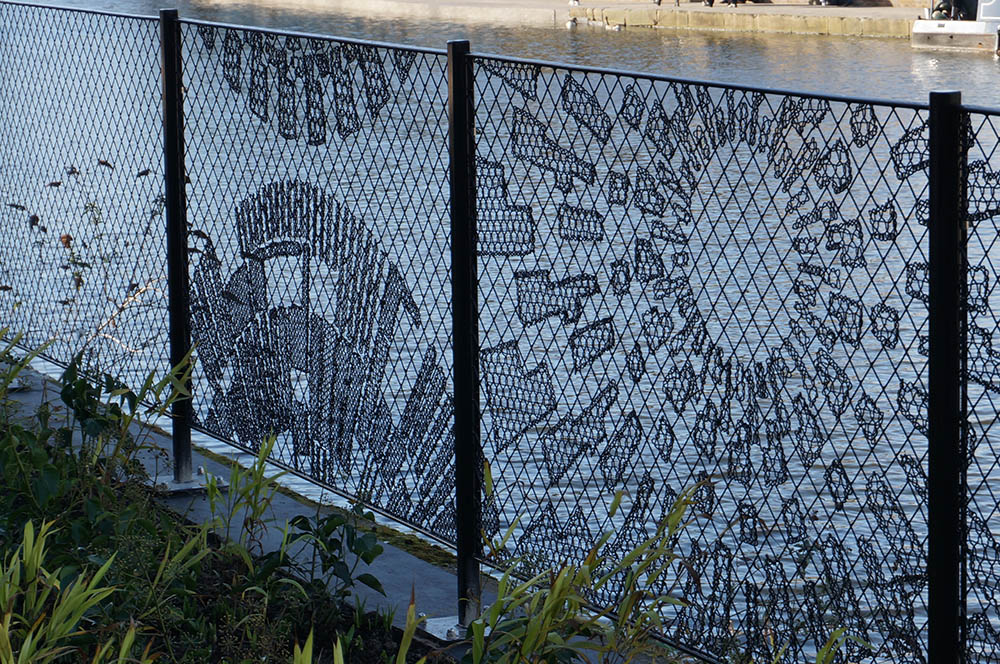 Lace Fence – Structiv